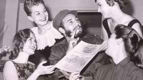 Fidel compaginaba las mujeres oficiales con amantes secretas