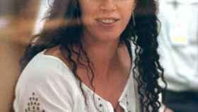 Idoia López Riaño se encuentra presa en la cárcel alavesa de Zaballa.