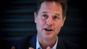Nick Clegg fue vicepremier británico durante el Gobierno de Cameron.