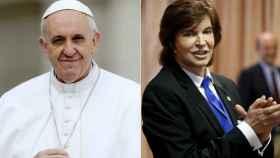 Camilo Sesto y el Papa Francisco graban juntos un single