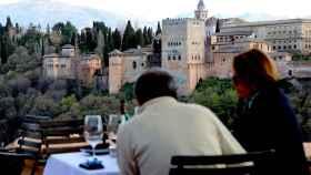 Solo para tus ojos, el mejor mirador de La Alhambra