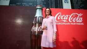 Sol Daurella, presidenta de la embotelladora europea.