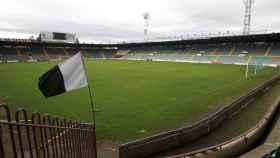 El estadio Helmántico de Salamanca.