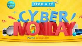 Los mejores móviles para Navidad en el Cyber Monday