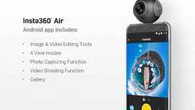 Graba vídeos de 360 grados con tu móvil Android y este ingenioso aparato