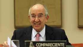 El exgobernador del Banco de España Miguel Ángel Fernández Ordóñez