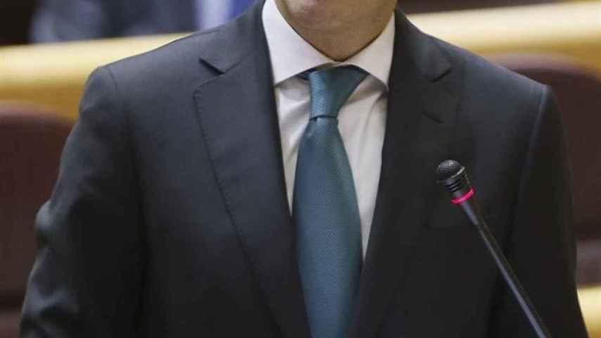 El ministro de Fomento, Íñigo de la la Serna.