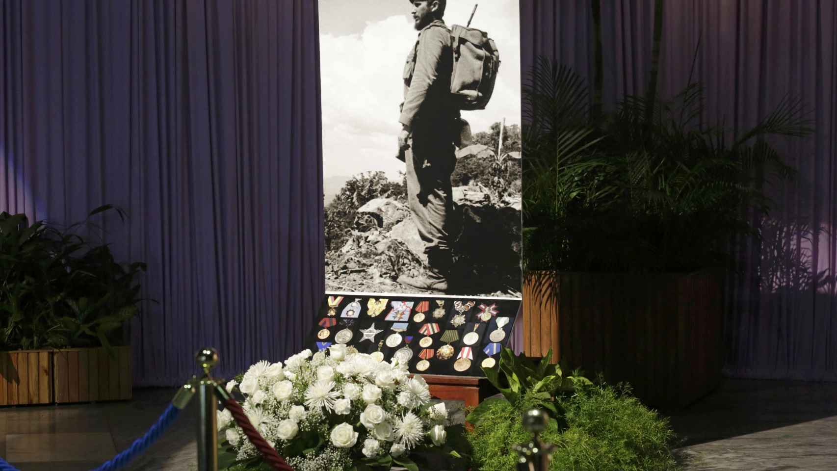 La Habana despide a Fidel Castro.