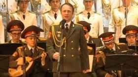 El coro del Ejército Rojo de Rusia interpretando 'La Dolores'.