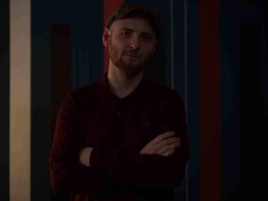 El poeta y rapero Rafael Lechowski.