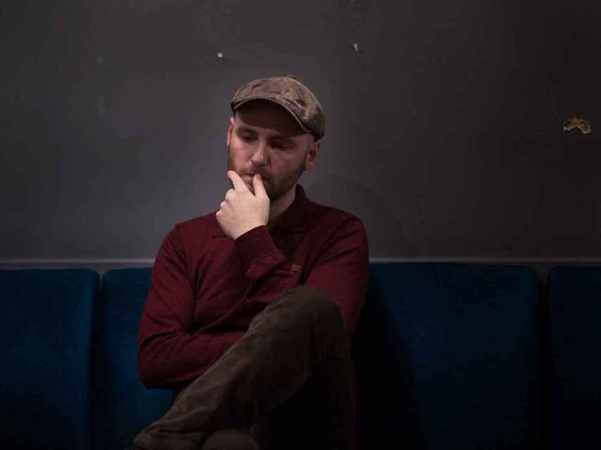 El escritor y rapero Rafael Lechowski.