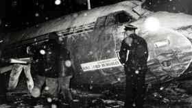 Accidente del Manchester United en Múnich.