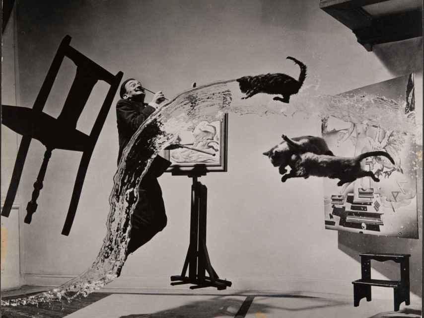 Dalí atómico.