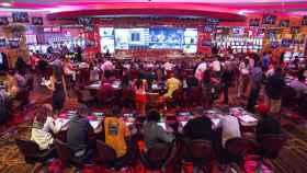Interior de uno de los casinos de Cordish Group.