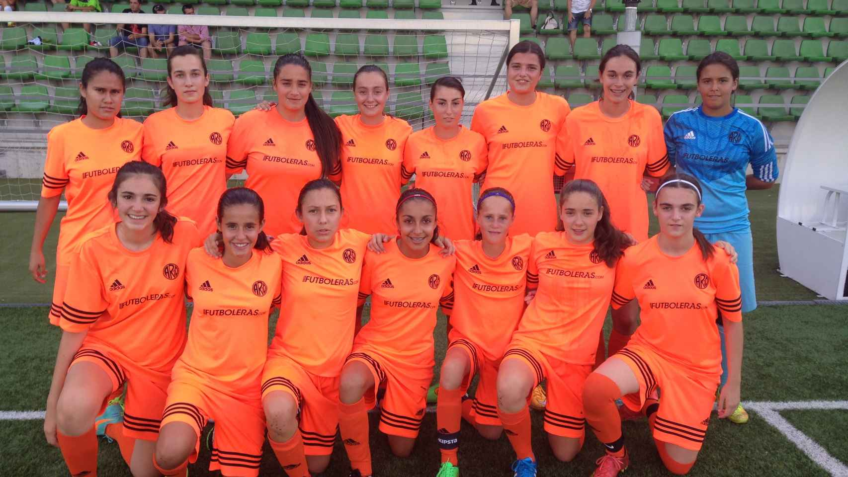Academia AR10 Soccer talent.