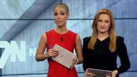 Una presentadora de 7TV muestra su lucha contra el cáncer en directo