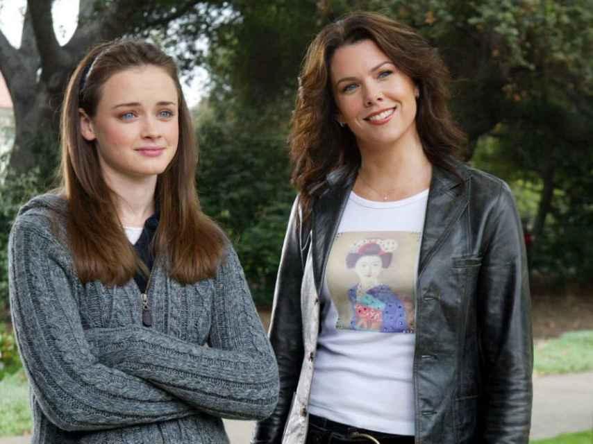 Fotograma de Las chicas Gilmore.