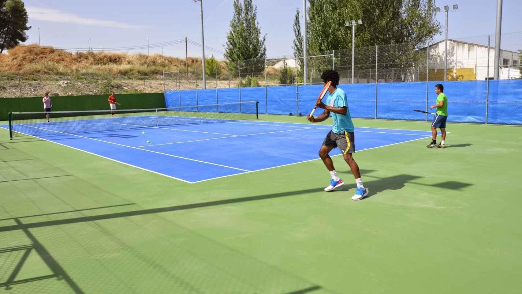 Torneo ITF Futures Los Aceites de España 2014.