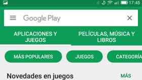 Las diferentes y nuevas versiones de la Google Play Store