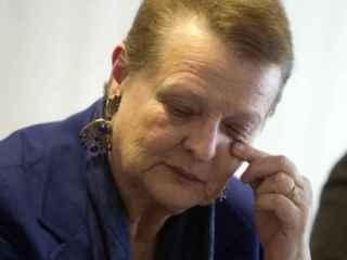 La ex intendente del Palau de Les Arts, Helga Schmidt.