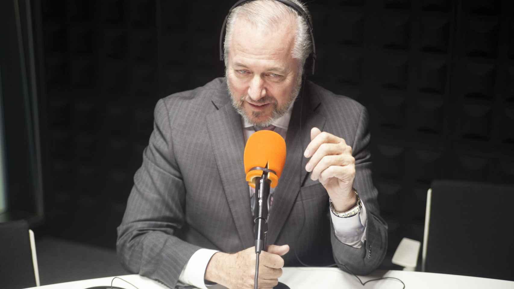 La radio fue el medio que lanzó a Vaughan al estrellato.