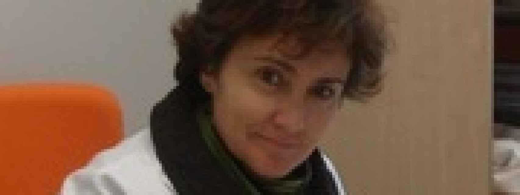 María del Carmen Gómez Guillén, en su despacho.