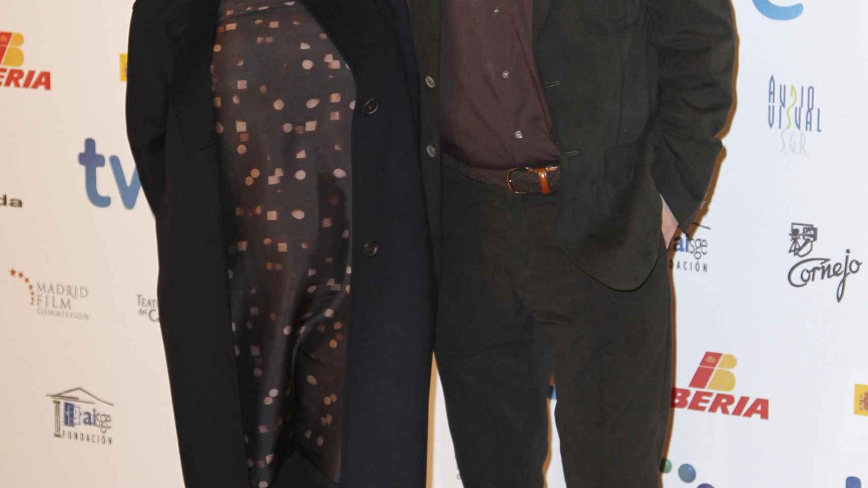 Cristina Huete es el mayor tesoro del director patrio.