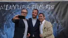 Los tres fundadores: Tous, fundador y CEO, Jaume Ripoll, director editorial y cofundador, y José Antonio de Luna, director de negocio y cofundador.