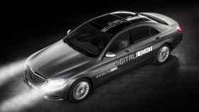 DIGITAL LIGHT, tecnología de Mercedes para revolucionar la iluminación nocturna