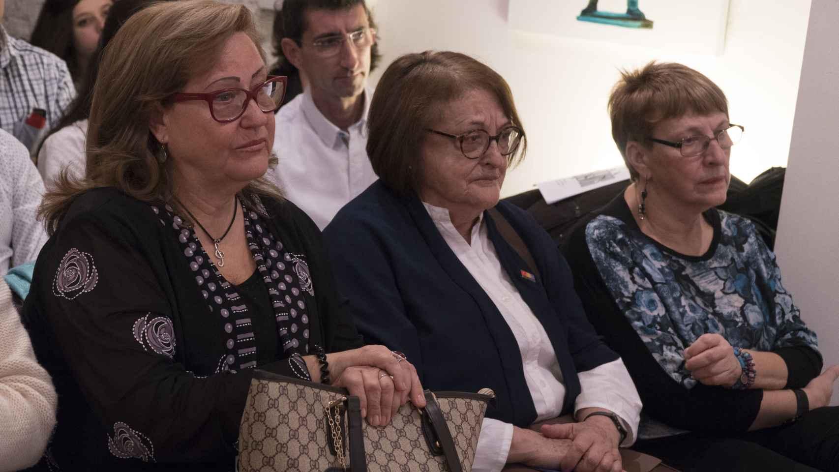 Las abuelas de Volveremos.