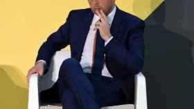 El primer ministro italiano Matteo Renzi.