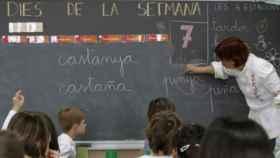 Cincuenta familias catalanas han pedido la escolarización en castellano este curso