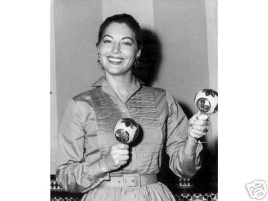 Ava Gadner en Cuba