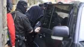La Policía Nacional detiene a medio centenar de miembros de la mafia georgiana.