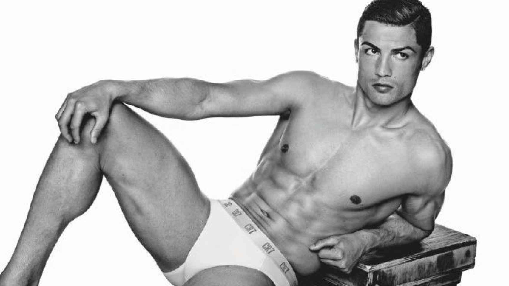 Cristiano Ronaldo y sus calzoncillos