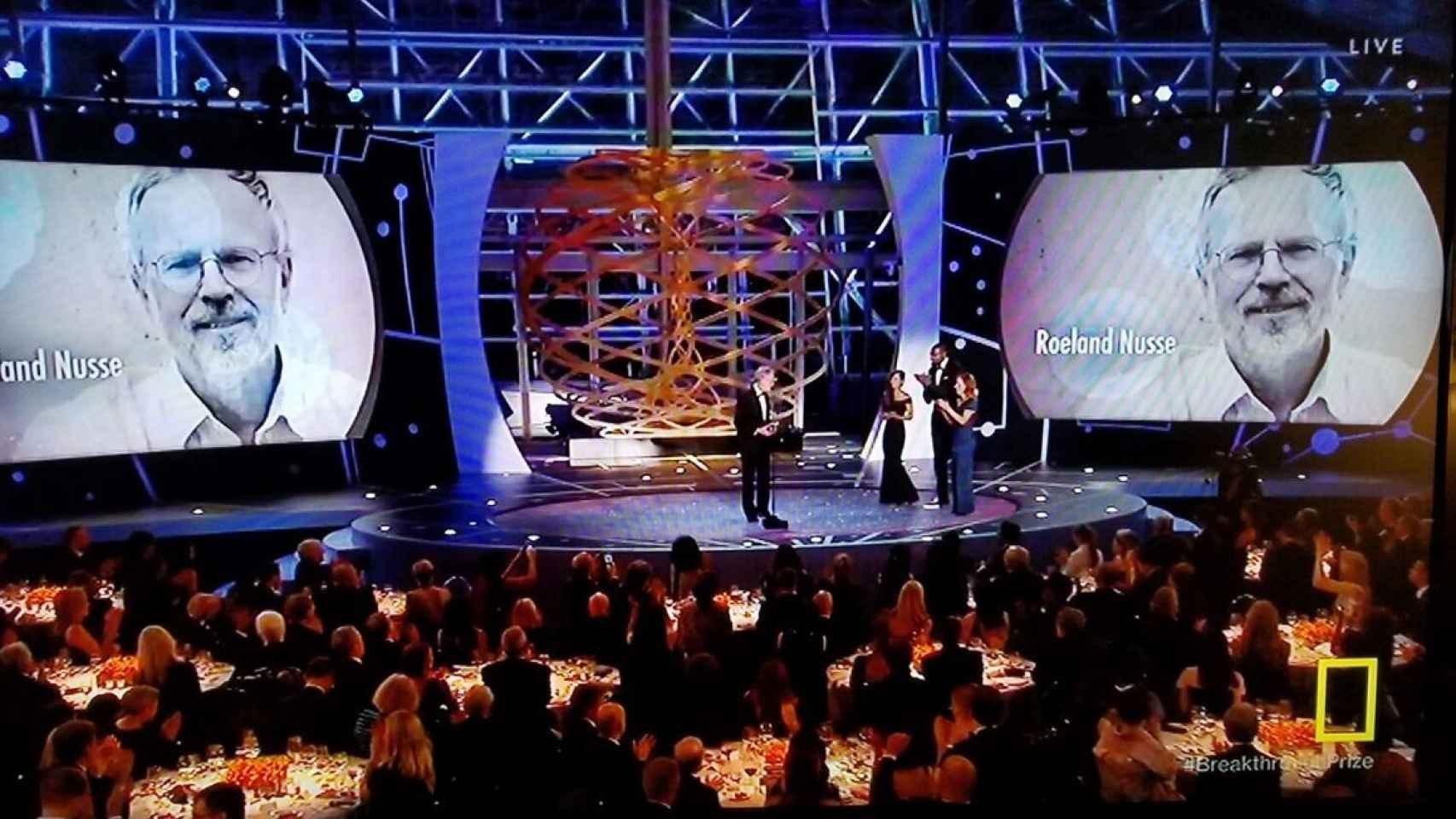 La gala sirvió para premiar a las mentes más brillantes de la ciencia.