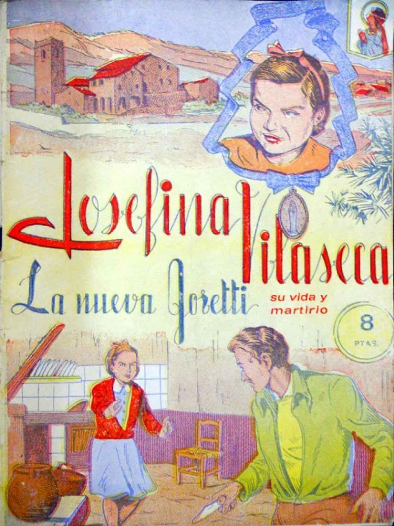 Numerosas publicaciones glosaron la vida de Josefina.