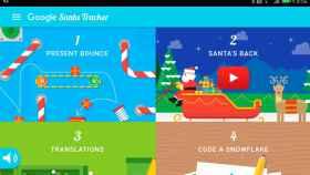 Google juegos de Navidad. Disfrutarás como un elfo con nuevos retos cada día