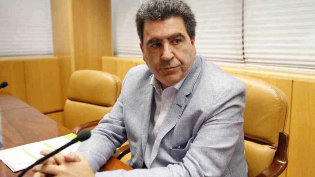 El empresario David Marjaliza, colaborador de la Fiscalía en el caso Púnica.