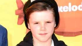Cruz Beckham con once años canta como los ángeles