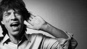 El bisabuelo Jagger padre por octava vez con una bailarina 45 años más joven