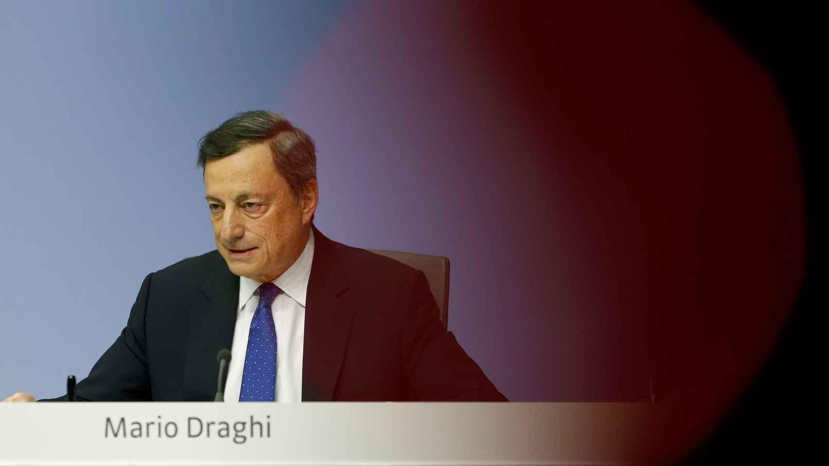 Draghi ha vuelto a pedir bajadas de impuestos y recorte del gasto público.