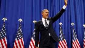 El presidente, Barack Obama.