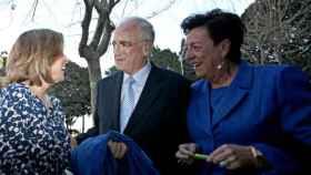 María del Carmen Martínez y su marido, Vicente Sala.