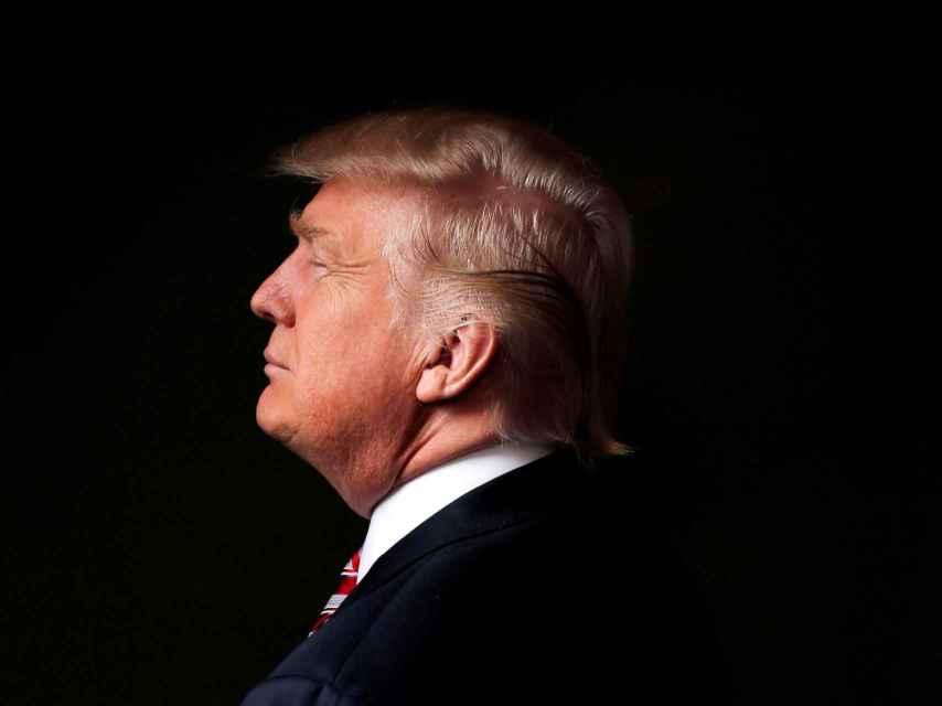 El presidente electo de los Estados Unidos, Donald Trump.