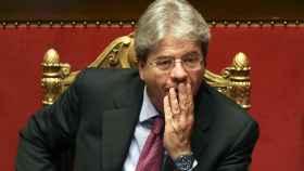 Gentiloni, actual ministro de Exteriores.