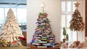 15 árboles de navidad verdaderamente originales
