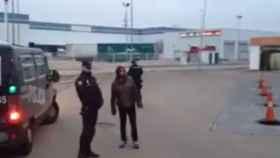 La detención de los miembros de la CUP.