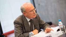 José Luis Feito, presidente del Instituto de Estudios Económicos.