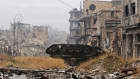 Las fuerzas de Asad controlan Alepo, el que fuera bastión rebelde en Siria.
